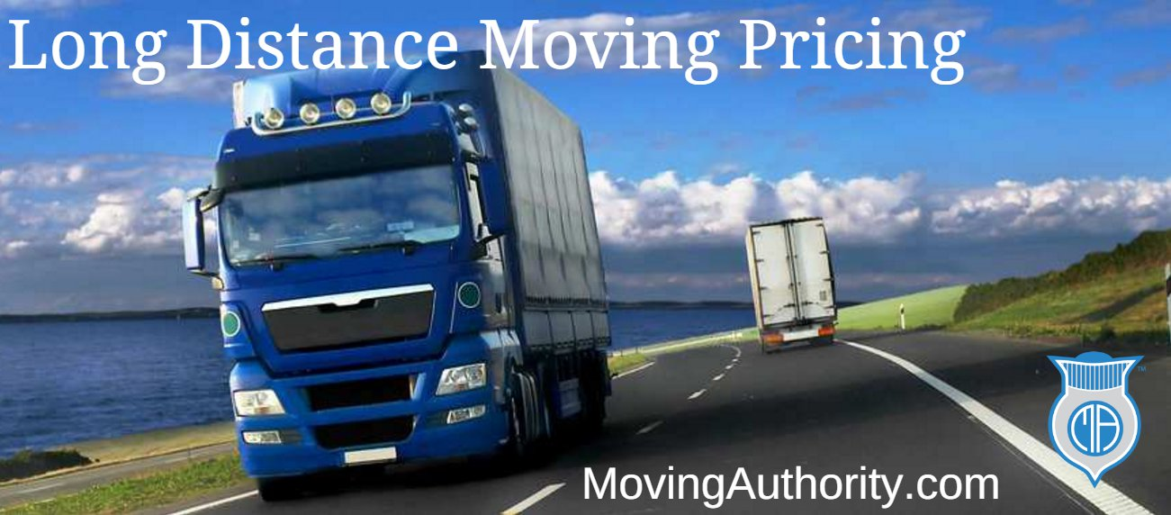 Long Distance Moving Pricing
