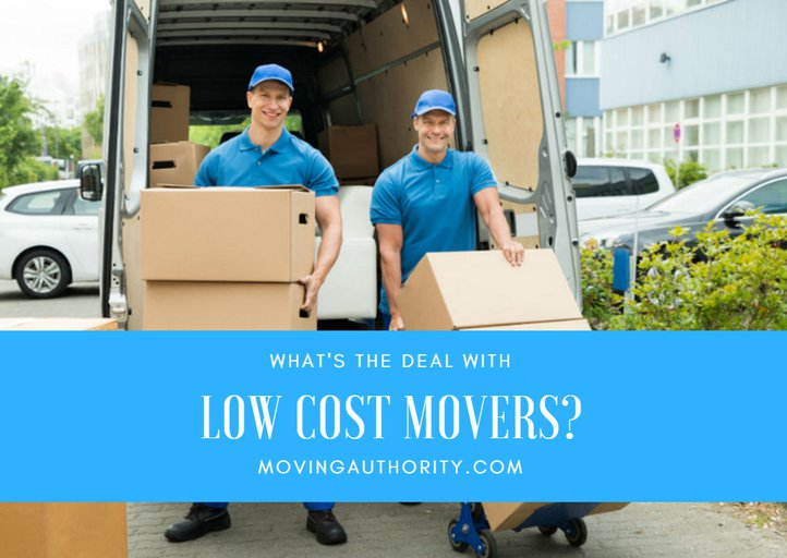 low cost moving companies