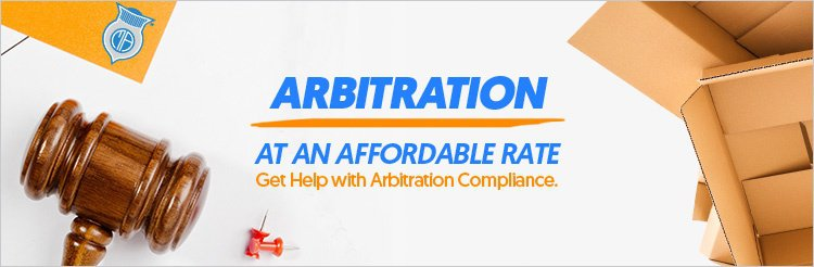 moving company arbitration