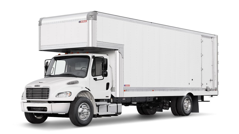 Cost For Moving Van
