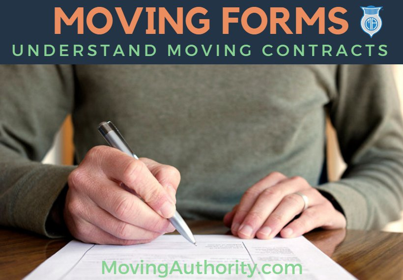 moving forms contract