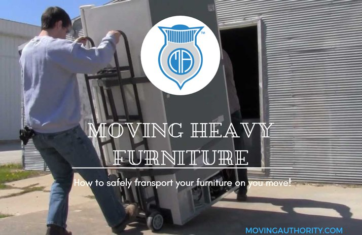 MOVING HEAVY FURNITURE