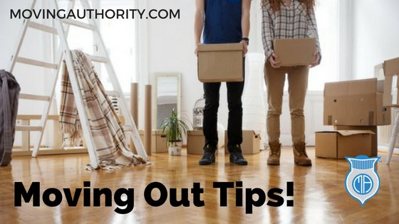 Moving Out Tips