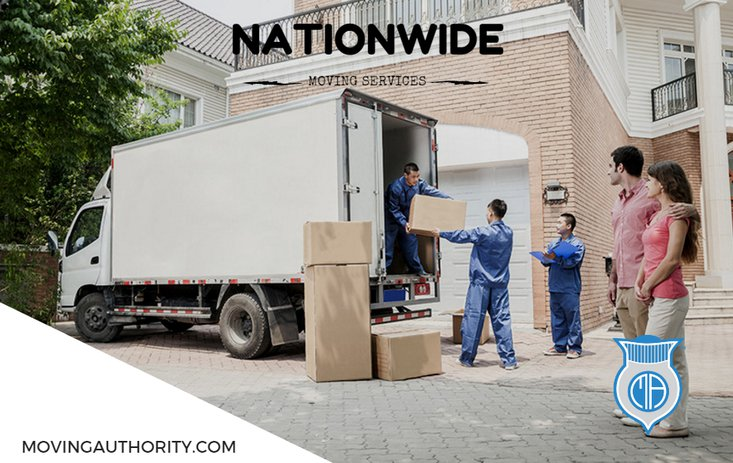 nationwide moving service