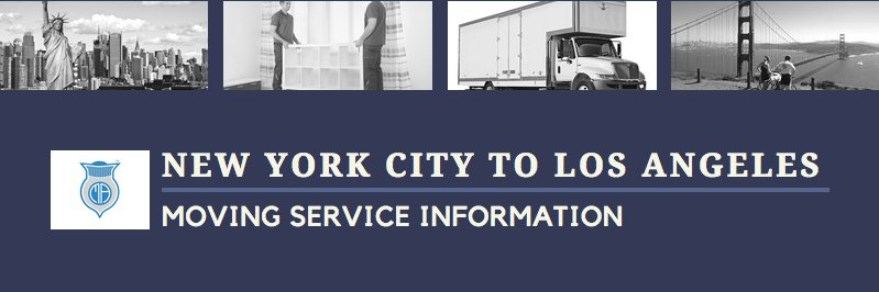New York City to Los Angeles Movers