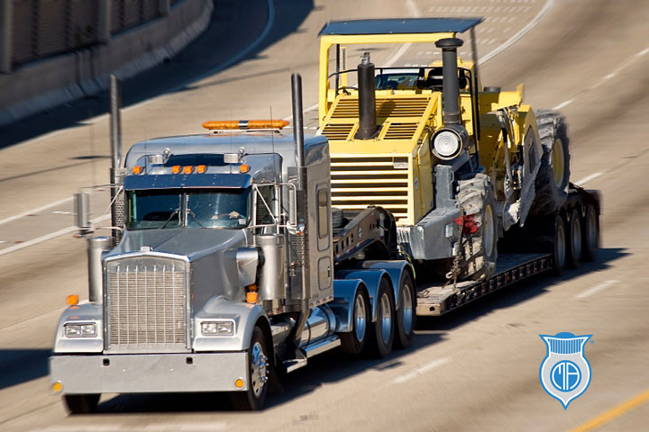 Heavy Machinery Movers