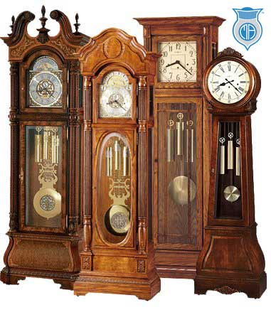 Grandfather clock movers