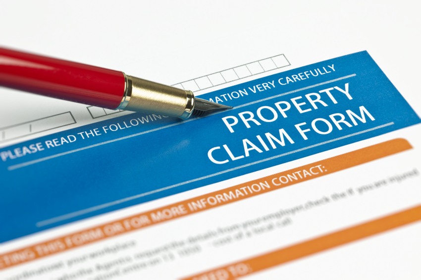 File a claim with a Mover | Claim Package