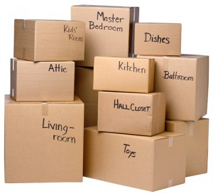 Where is Best Place to Buy Moving Boxes