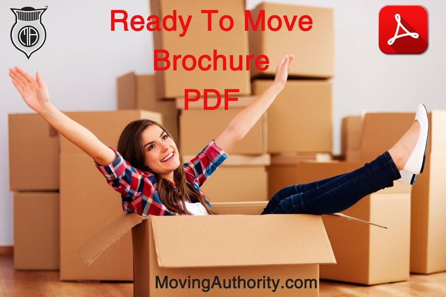 Ready to move Brochure