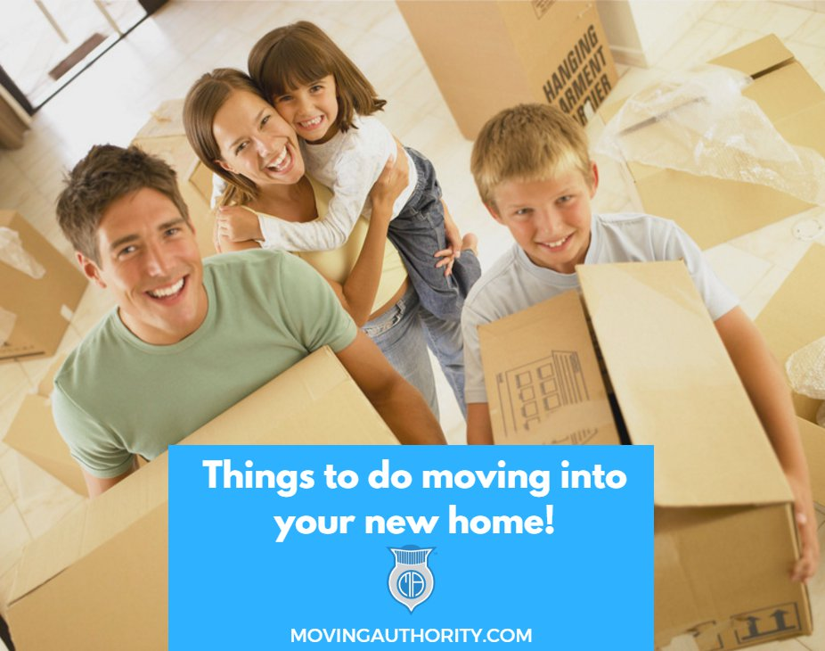 things to do with a new home