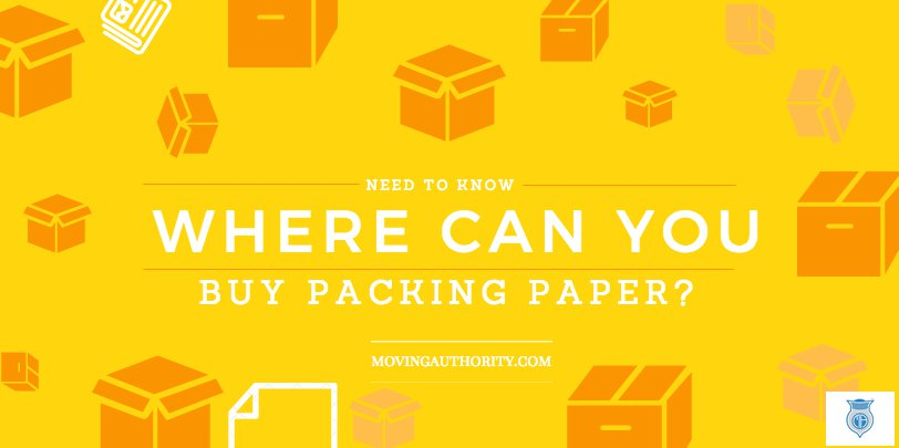 where can you buy packing paper